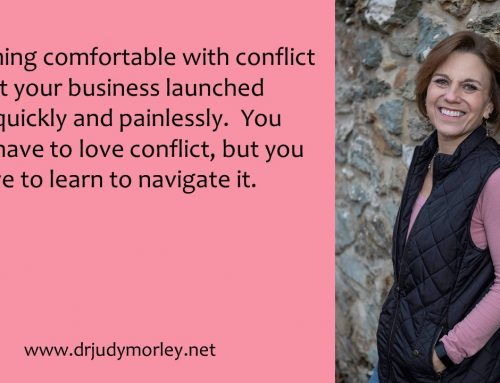 Can You Get Friendly with Conflict?
