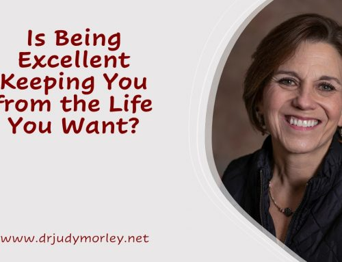 Why Excellence Is Your Worst Enemy